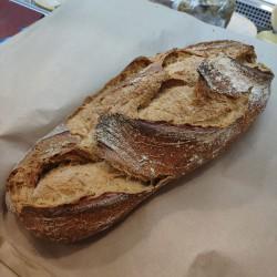 Pan del día de trigo 500 grs.