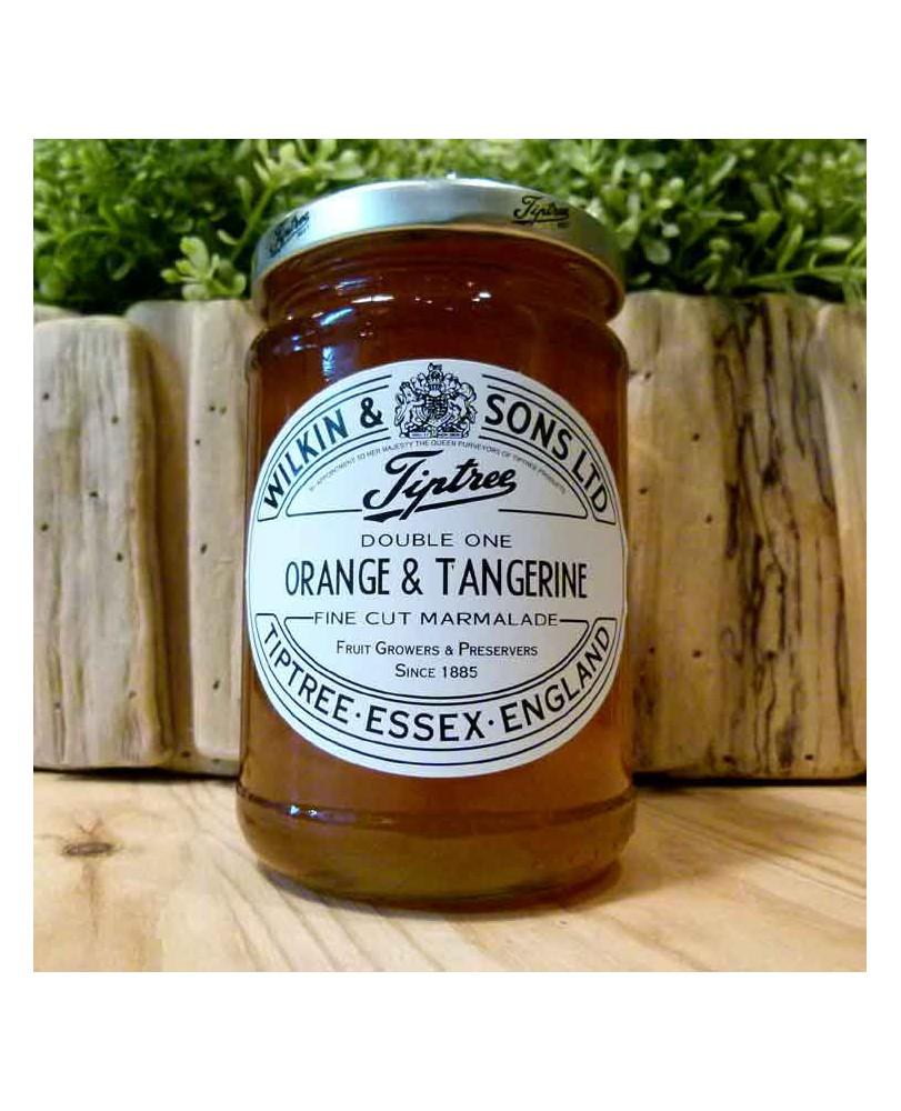 Naranja y mandarina Tiptree